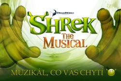 SHREK – MUZIKÁL – So 12.5.