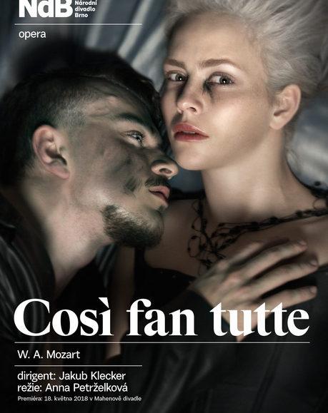 """""""COSI FAN TUTTE"""" – Čt 31.5."""