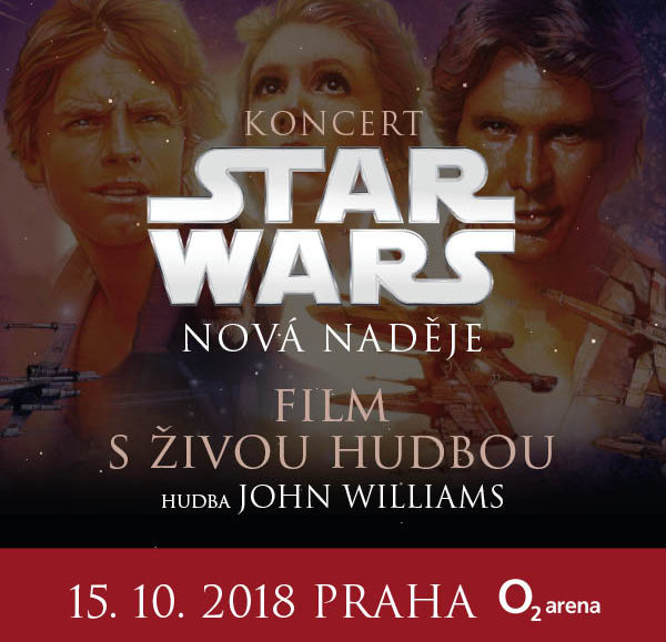 STAR WARS IV IN CONCERT – Po 15.10.
