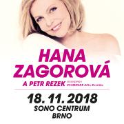 HANA ZAGOROVÁ – NE 18.11.
