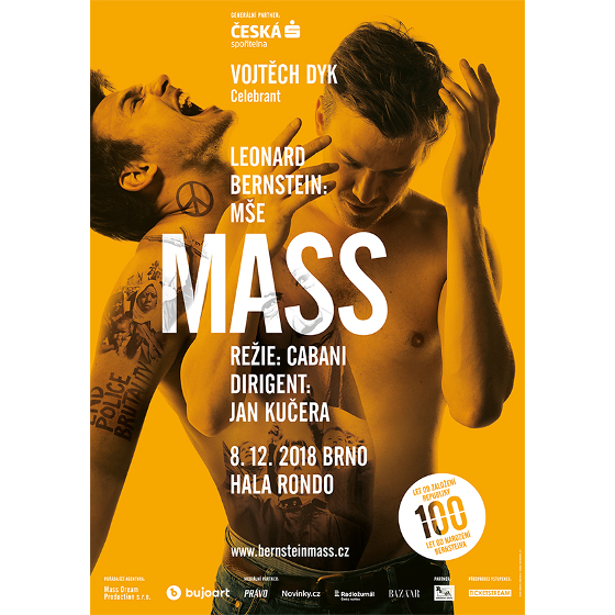 LEONARD BERNSTEIN : MASS – So 8.12.
