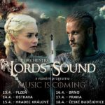 LORD OF THE SOUND – Music is coming – Út 16.4.