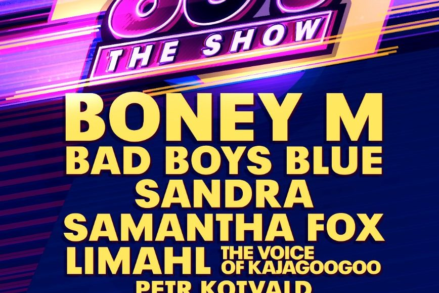 80s THE SHOW – So 23.11.