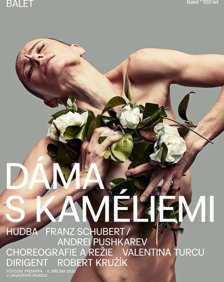 DÁMA S KAMÉLIEMI – So 7.3.