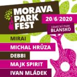 MORAVA PARK FEST- So 20.6.