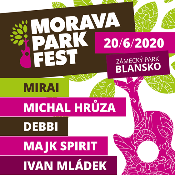 MORAVA PARK FEST- So 19.6.2021
