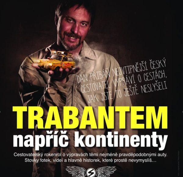 TRABANTEM NAPŘÍČ KONTINENTY – St 13.5.