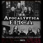 THE EPIC APOCALYPSE TOUR 2020 – Po 26.10.