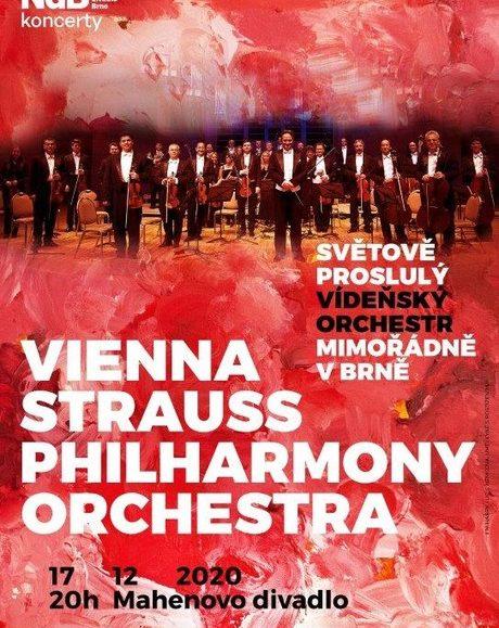 Vienna Strauss Philharmonic Orchestra – Čt 17.12.